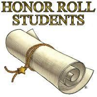 1st Six Weeks MHMS Honor Roll