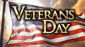 Elementary Veteran's Day Celebration