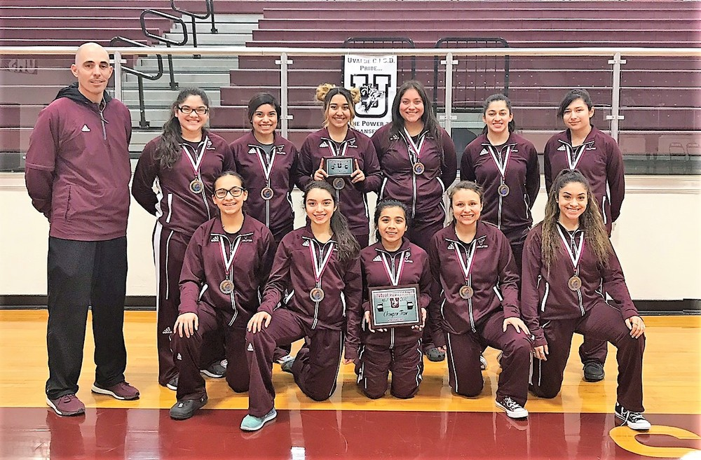 DHS Girls Powerlifting Meet 2/3/18
