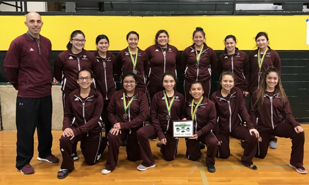 DHS Girls Powerlifting Results