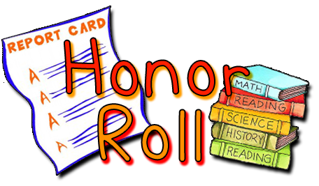 1st Six Weeks DHS Honor Roll