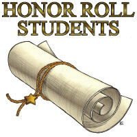 MHMS 2nd Six Weeks Honor Roll