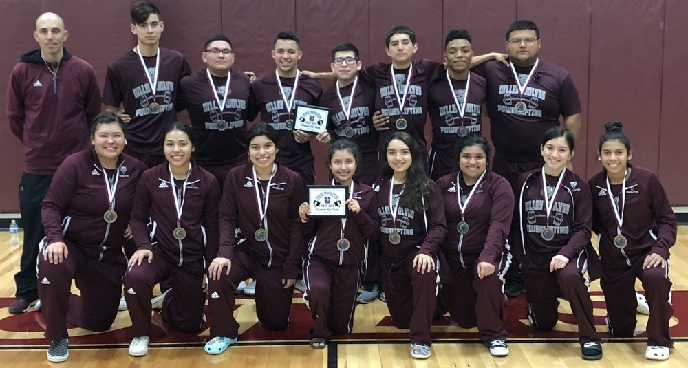 Uvalde Powerlifting Results