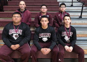 Cotulla Powerlifting Results
