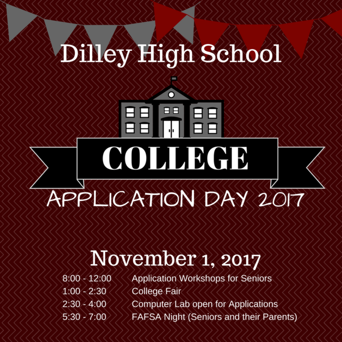 College Application Day 2017