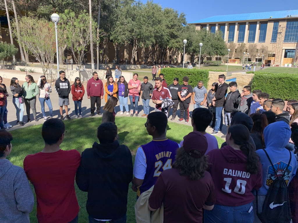 TAMIU 9th grade visit